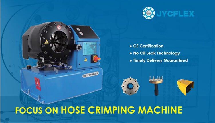 op hose crimping machine