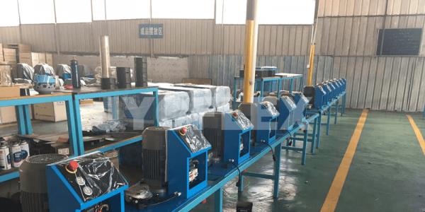 hydraulic hose crimping machine factory