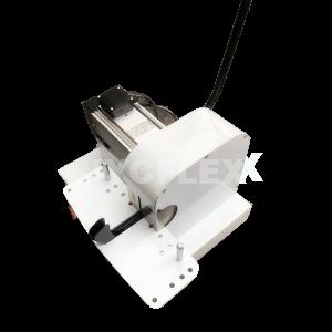maquina cortadora de manguera hidraulica