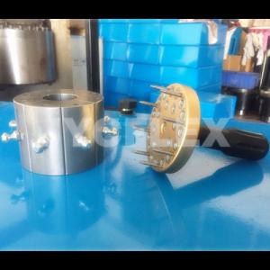 prensadora manual de mangueras hidraulicas