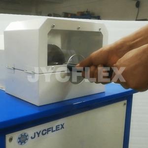 cortadora de manguera hidraulica