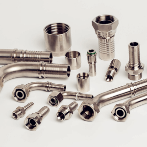 hydraulic fittings crimping