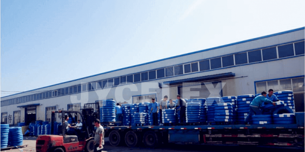 hydraulic hose delivery factory