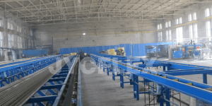 hydraulic hose production line in china