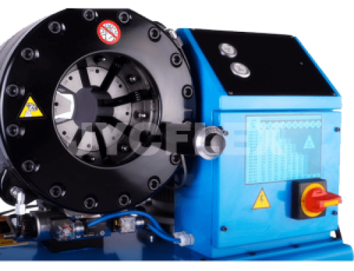 What JYCFLEX could offer you in hydraulic crimping filed